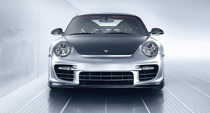 Porsche 911 GT2 RS: první oficiální fotky a informace: - fotka 10