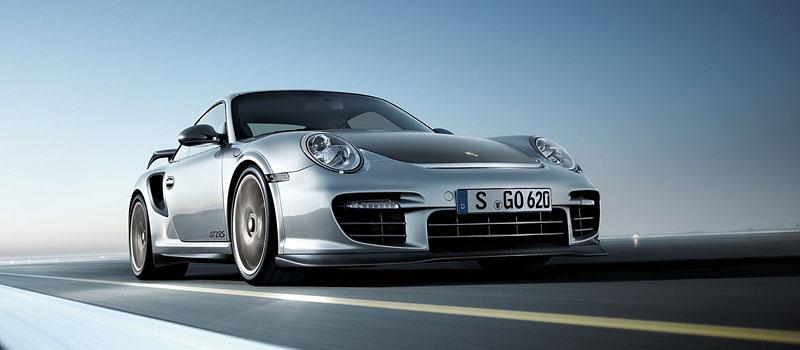 Porsche 911 GT2 RS: první oficiální fotky a informace: - fotka 11
