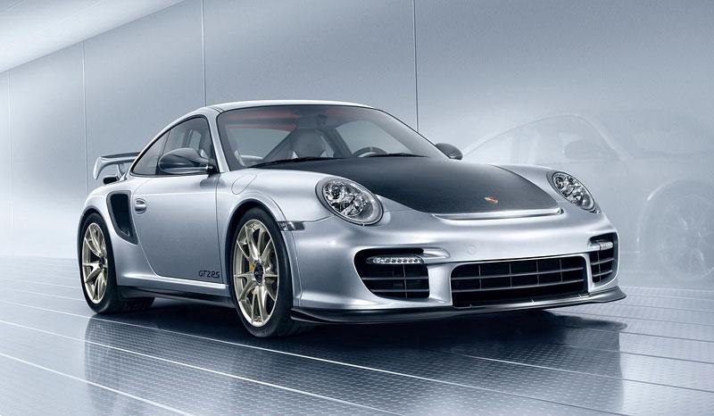 Porsche 911 GT2 RS: první oficiální fotky a informace: - fotka 12