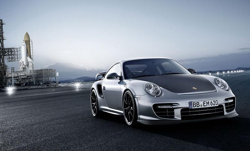 Porsche 911 GT2 RS: první oficiální fotky a informace: - fotka 14
