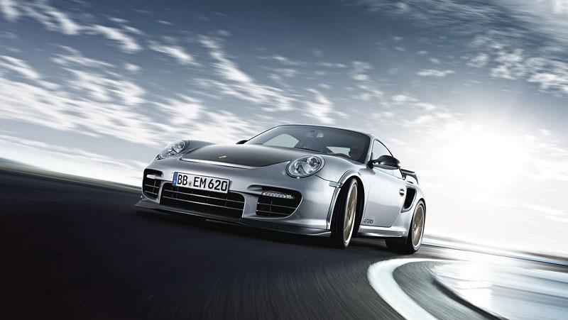 Porsche 911 GT2 RS: první oficiální fotky a informace: - fotka 15