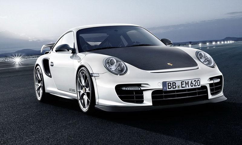 Porsche 911 GT2 RS: první oficiální fotky a informace: - fotka 17