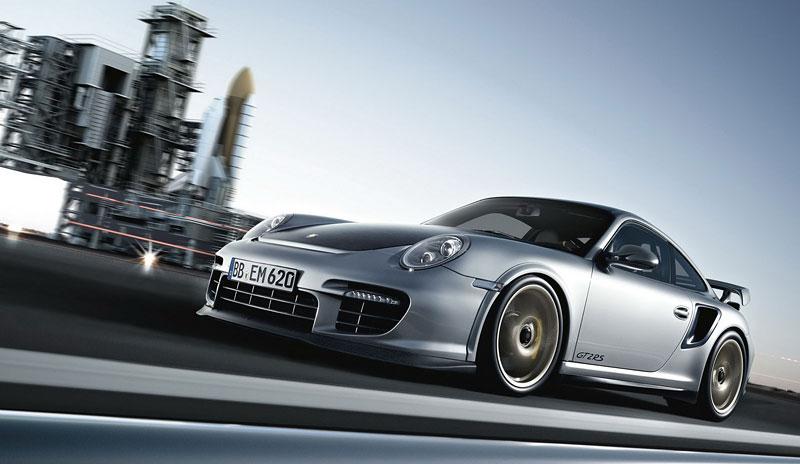 Porsche 911 GT2 RS: první oficiální fotky a informace: - fotka 18