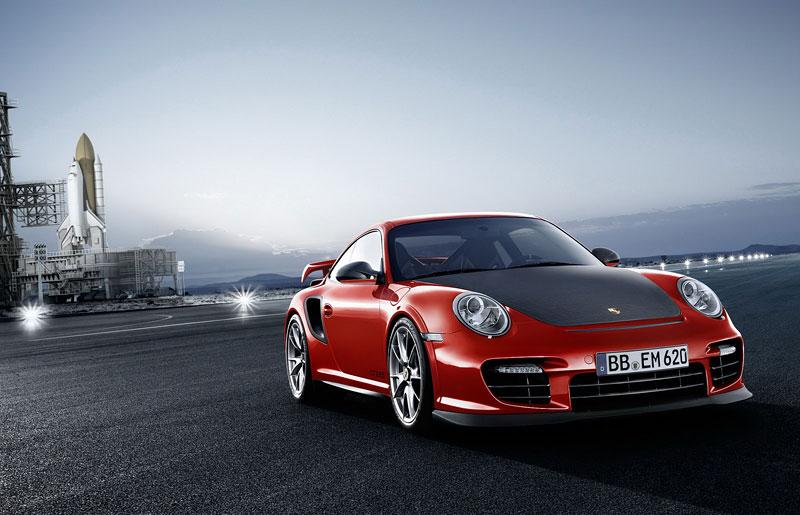 Porsche 911 GT2 RS: první oficiální fotky a informace: - fotka 19