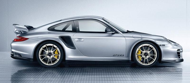 Porsche 911 GT2 RS: první oficiální fotky a informace: - fotka 21
