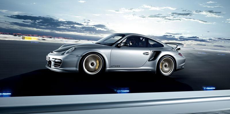 Porsche 911 GT2 RS: první oficiální fotky a informace: - fotka 22