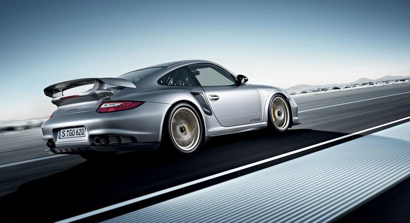 Porsche 911 GT2 RS: první oficiální fotky a informace: - fotka 25