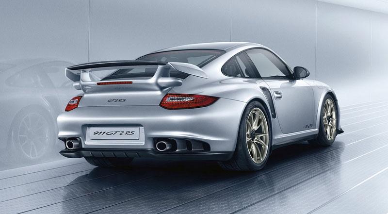 Porsche 911 GT2 RS: první oficiální fotky a informace: - fotka 26