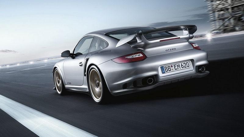 Porsche 911 GT2 RS: první oficiální fotky a informace: - fotka 27