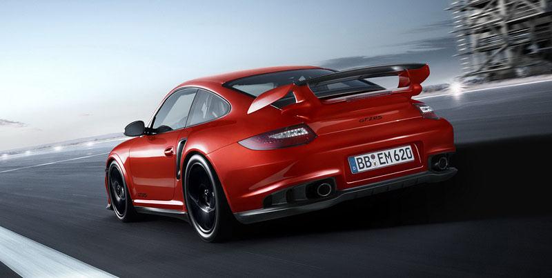 Porsche 911 GT2 RS: první oficiální fotky a informace: - fotka 31
