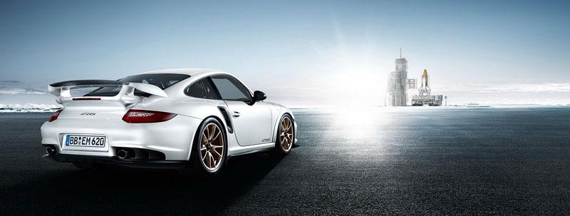 Porsche 911 GT2 RS: první oficiální fotky a informace: - fotka 32