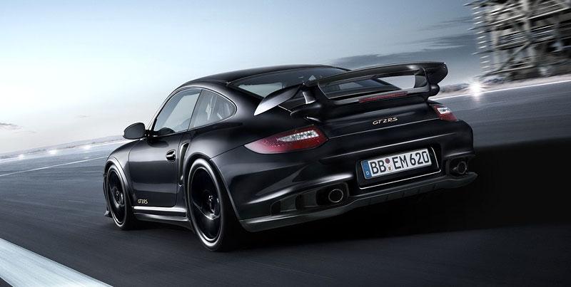 Porsche 911 GT2 RS: první oficiální fotky a informace: - fotka 34