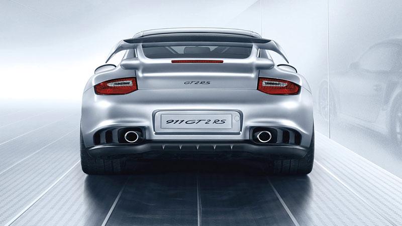 Porsche 911 GT2 RS: první oficiální fotky a informace: - fotka 35