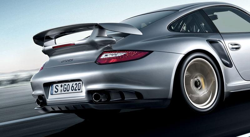 Porsche 911 GT2 RS: první oficiální fotky a informace: - fotka 38