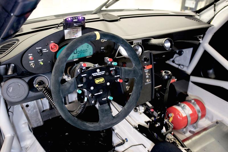 Porsche 911 GT3 RSR: Větší objem a vyšší výkon: - fotka 1