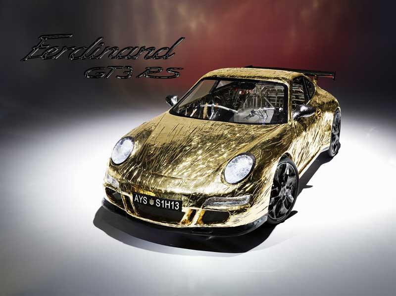 Ferdinand GT3 RS: ultrasuperlehký rakouský speciál (+ video z okruhu): - fotka 2