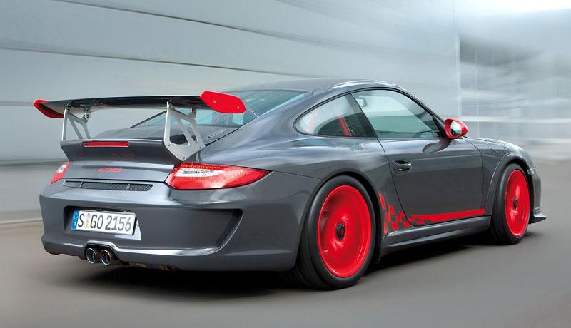Porsche 911 GT3 RS: ostrý sportovec pro Frankfurt: - fotka 6