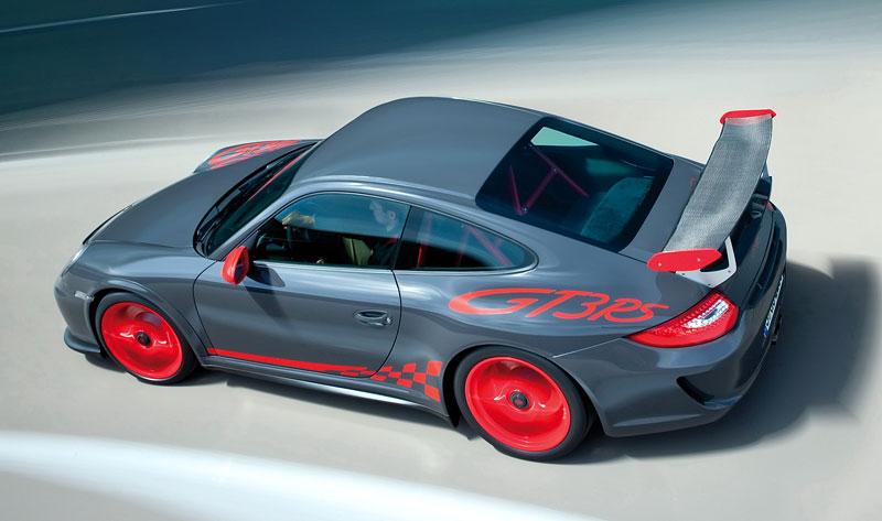 Porsche 911 GT3 RS: ostrý sportovec pro Frankfurt: - fotka 7