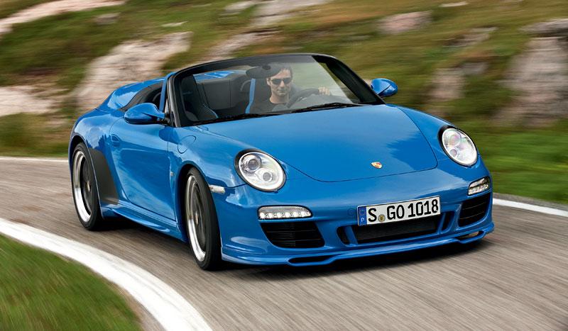 Porsche 911 Speedster: Návrat slavného jména v limitované sérii: - fotka 4