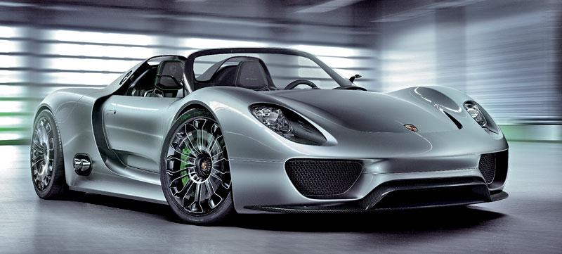 Porsche 918 Spyder: Nordschleife za 7:20?: - fotka 17