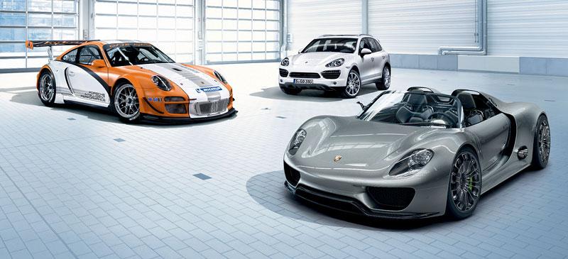 Porsche 918 Spyder: cena stanovena na půl milionu euro: - fotka 20