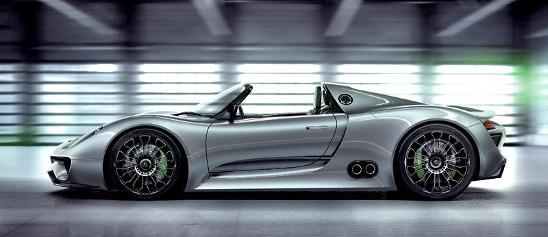 Porsche 918 Spyder: cena stanovena na půl milionu euro: - fotka 21