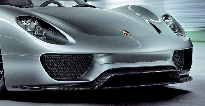 Porsche 918 Spyder: cena stanovena na půl milionu euro: - fotka 29