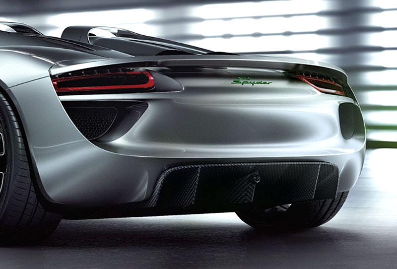 Porsche 918 Spyder: cena stanovena na půl milionu euro: - fotka 31