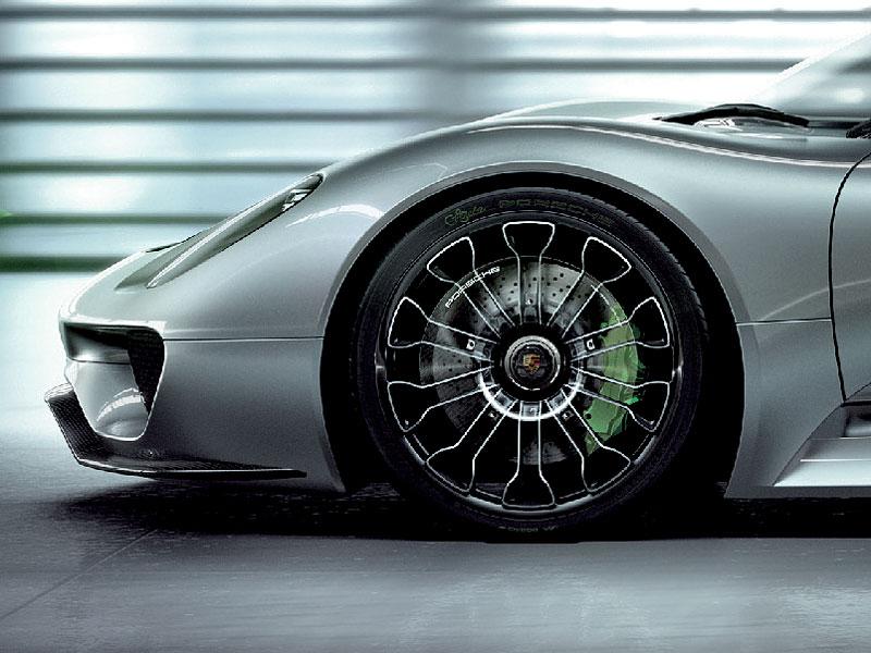 Porsche 918 Spyder: cena stanovena na půl milionu euro: - fotka 34
