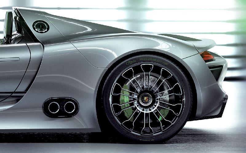 Porsche 918 Spyder: Nordschleife za 7:20?: - fotka 33