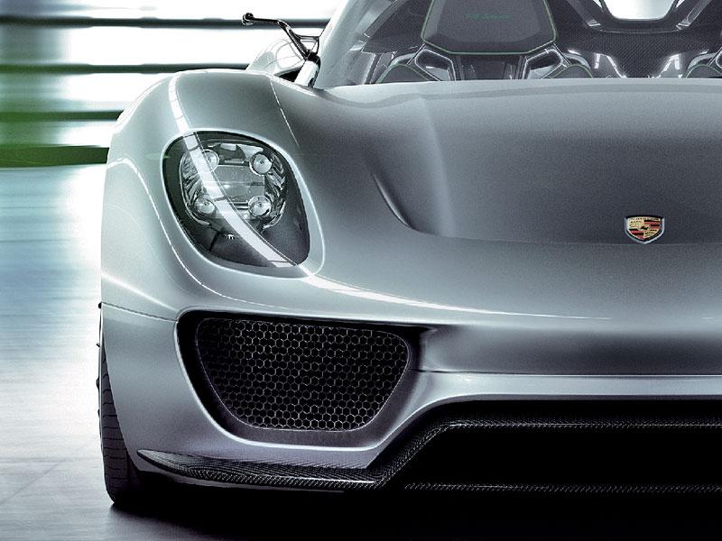 Porsche 918 Spyder: Nordschleife za 7:20?: - fotka 34