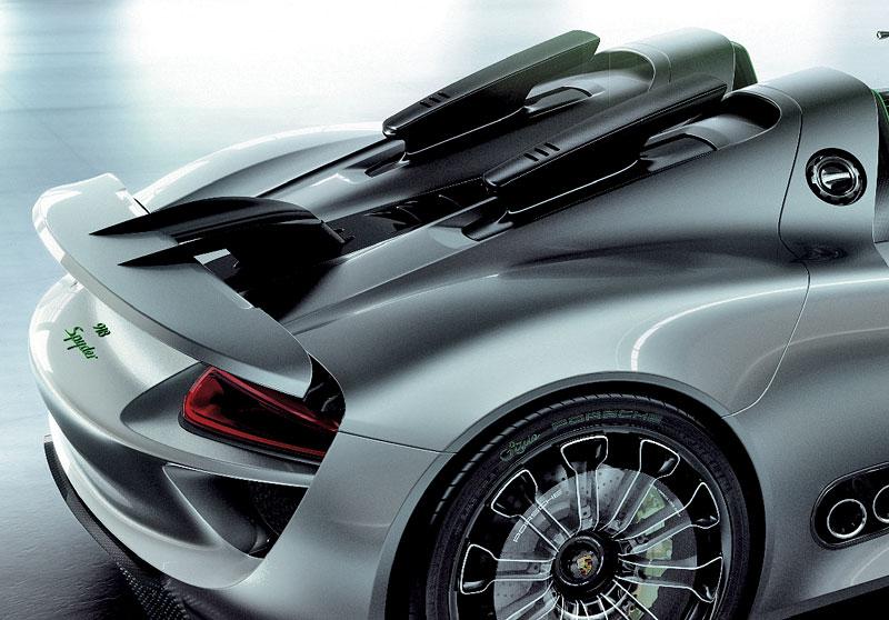 Porsche 918 Spyder: Nordschleife za 7:20?: - fotka 35