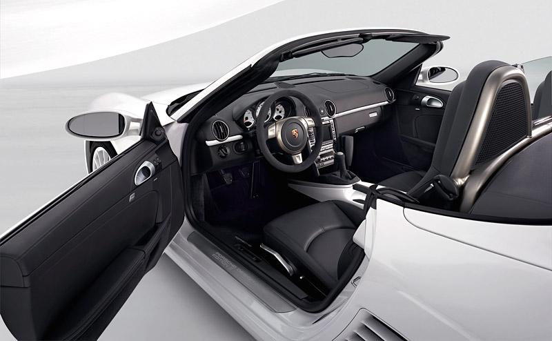 Limitované série pro Porsche Boxster S a Cayman S: - fotka 1