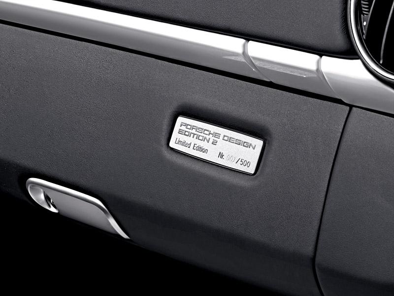 Limitované série pro Porsche Boxster S a Cayman S: - fotka 2