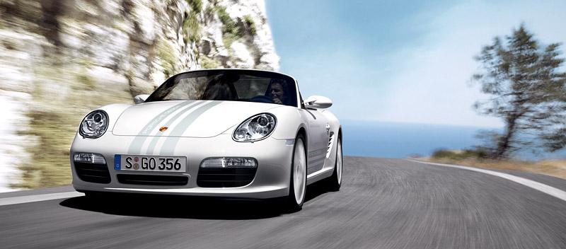 Limitované série pro Porsche Boxster S a Cayman S: - fotka 3