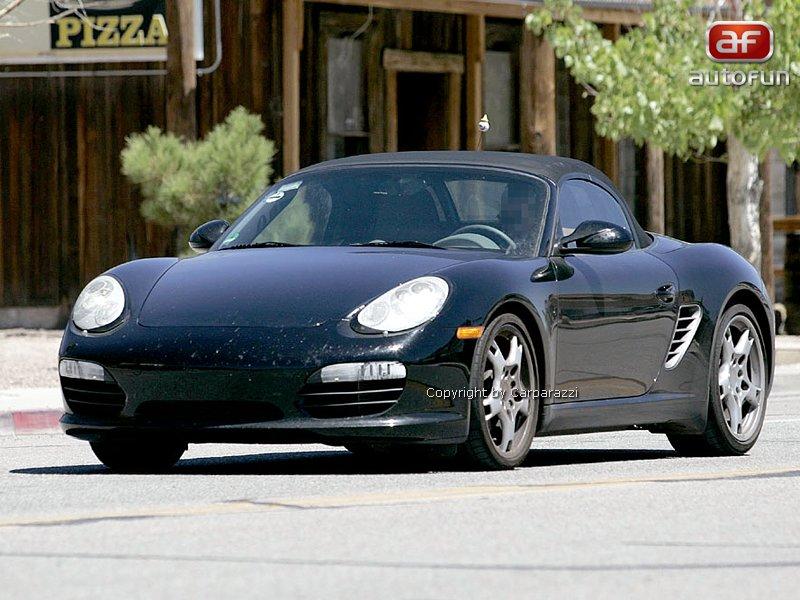 Spy Photos: Porsche Boxster + Cayman: - fotka 1