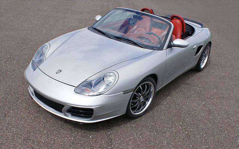 Hofele Speed GT: individualizace pro původní Porsche Boxster: - fotka 3