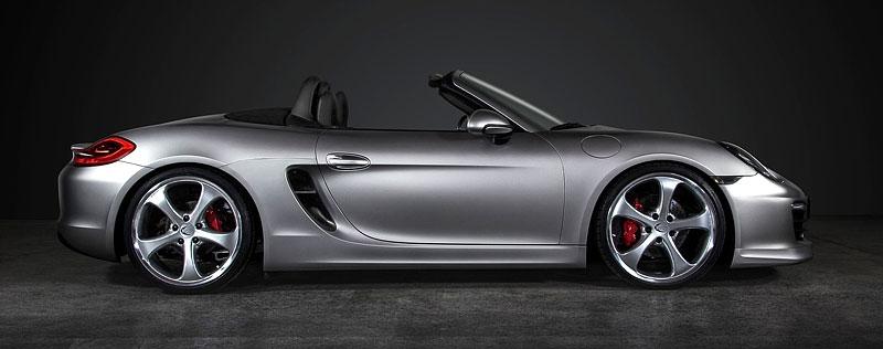 TechArt: lepší design a technika pro Porsche Boxster: - fotka 5