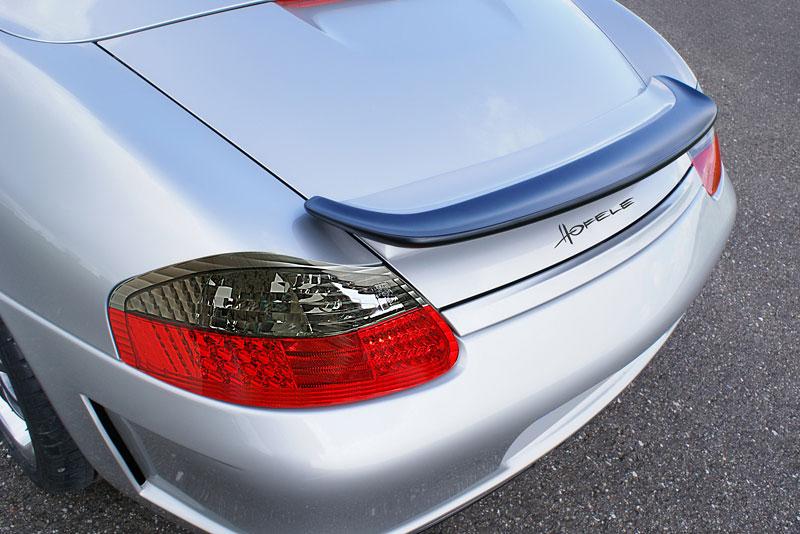 Hofele Speed GT: individualizace pro původní Porsche Boxster: - fotka 9