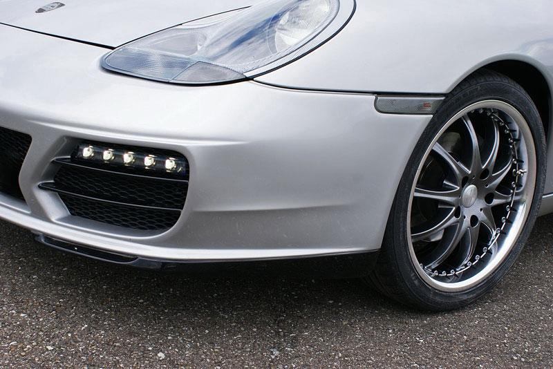 Hofele Speed GT: individualizace pro původní Porsche Boxster: - fotka 10