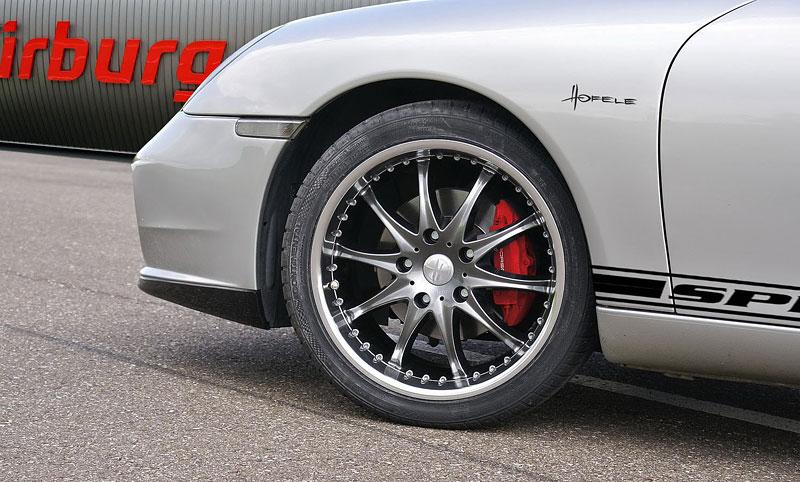 Hofele Speed GT: individualizace pro původní Porsche Boxster: - fotka 12