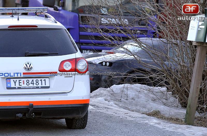 Spy Photos: Porsche Boxster: - fotka 13