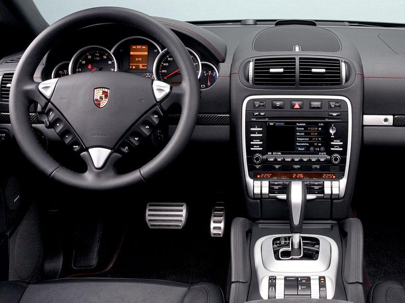 Porsche Cayenne GTS Porsche Design Edition 3: exkluzivní SUV: - fotka 1