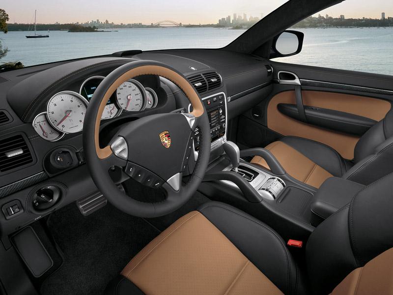 Cayenne Turbo S – nejvýkonnější Porsche už je zase SUV!: - fotka 1