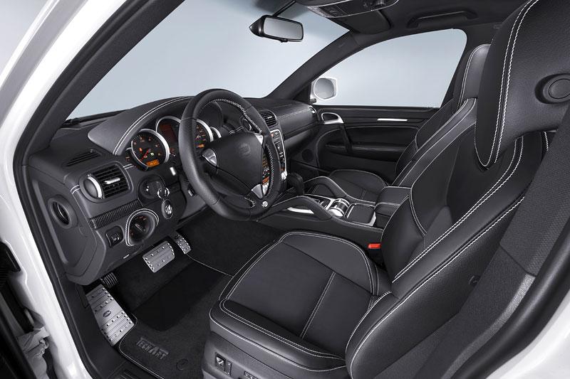 Porsche Cayenne Diesel: více síly nabízí TechArt: - fotka 2