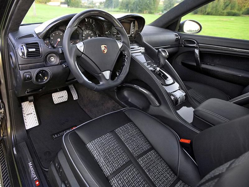 Mansory Chopster: karbonové hrátky s Porsche Cayenne: - fotka 1