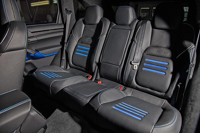 Porsche Cayenne TechArt Magnum Sport má výkon až 700 koní a umí 295 km/h: - fotka 2