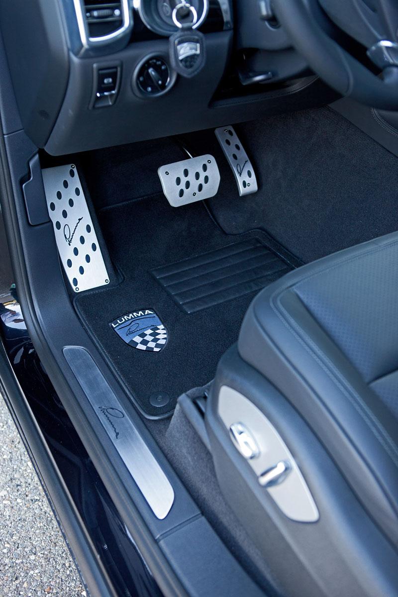 Porsche Cayenne Diesel: decentní SUV od Lumma Design: - fotka 1