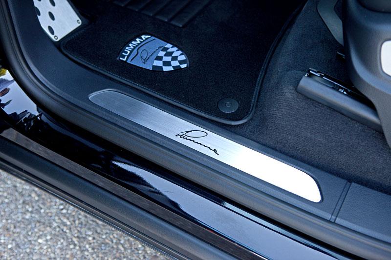 Porsche Cayenne Diesel: decentní SUV od Lumma Design: - fotka 2