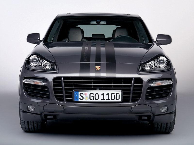 Porsche Cayenne GTS Porsche Design Edition 3: exkluzivní SUV: - fotka 4